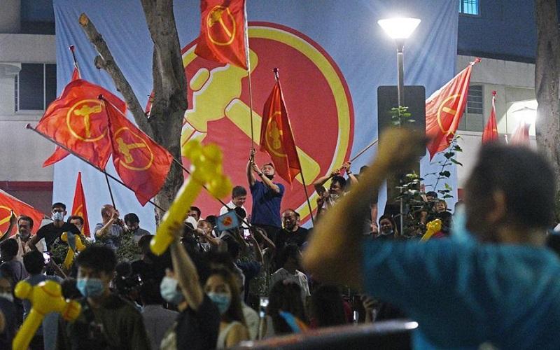Partai Aksi Rakyat (PAP) Menangkan Pemilu Singapura meski Perolehan Suara Merosot