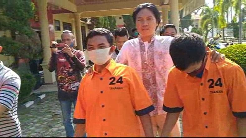 Kejar-kejaran dengan Polisi, Kakak Adik Spesialis Maling Motor di Ogan Ilir Ditangkap