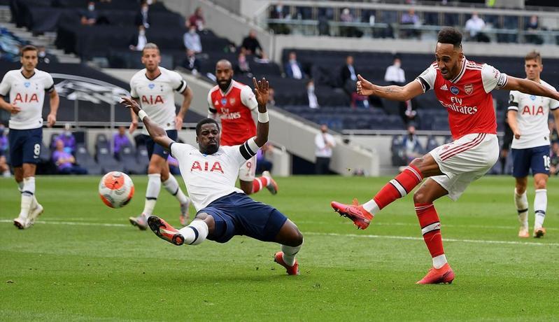 Sempat Unggul, Arsenal Takluk dari Tottenham Hotspur