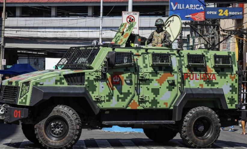 Kasus Corona di Filipina Melonjak, Polisi Akan Datangi Setiap Rumah Warga