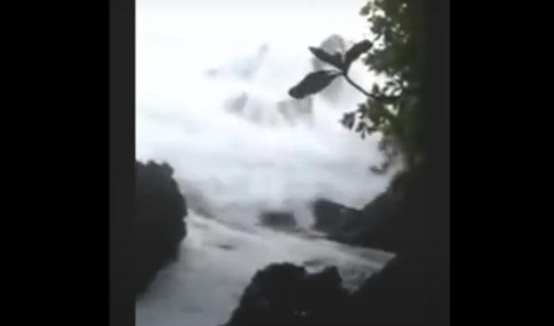 Kakak Adik Terseret Ombak saat Swafoto di Pantai Ladeha Nias Selatan, 1 Hilang