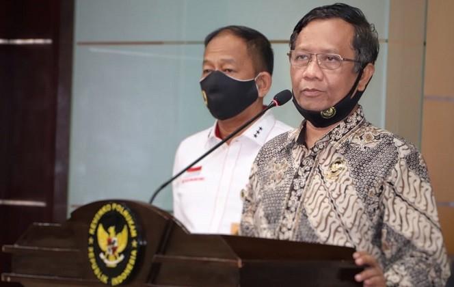 Mahfud MD Besok ke DPR, Sampaikan Sikap Pemerintah terkait RUU HIP