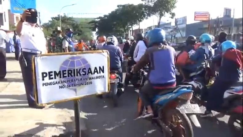 Surat Keterangan Berlaku Lagi untuk Warga yang Keluar-Masuk Makassar