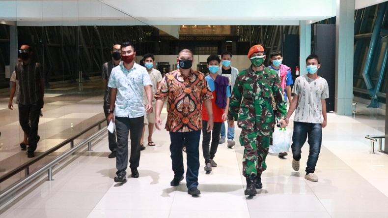 Pemerintah Thailand Pulangkan 6 Nelayan Anak di Bawah Umur Asal Aceh