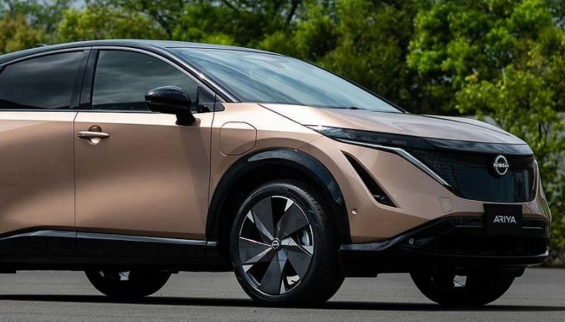 Nissan Rilis Mobil Listrik Ariya, Dibanderol Rp500 Jutaan