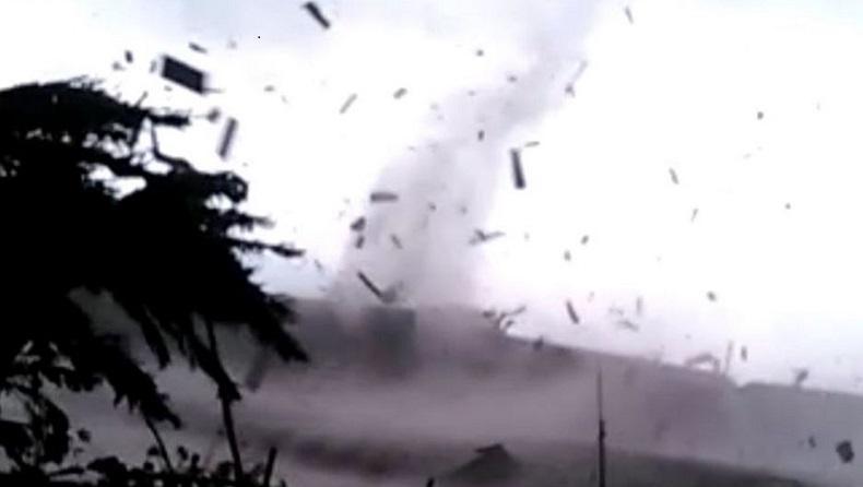 Diterjang Angin Puting Beliung, 41 Gardu Listrik di Bandung Padam