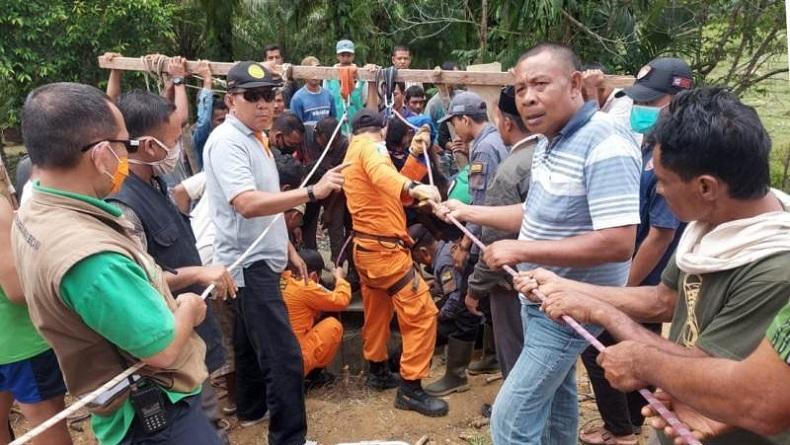 Niat Tolong Pekerja Dalam Sumur, Warga Aceh Barat Malah Ikut Tewas Terjebak