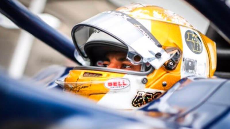 Gagal Raih Poin di Silverstone, Sean Gelael Tetap Optimistis