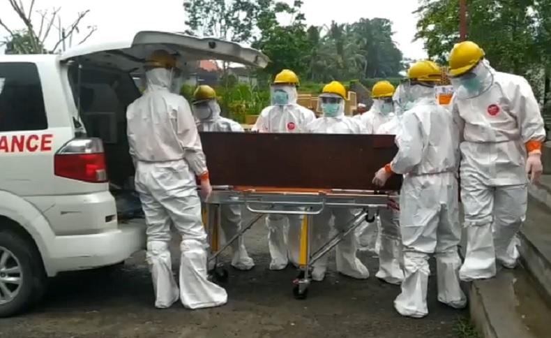 Warga Denpasar Meninggal karena Covid-19 Bertambah 3 Orang, Semuanya Lansia