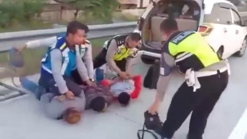 Bawa Kabur Uang yang Akan Disumbangkan ke Pesantren di Jombang, 3 Pencuri Dibekuk di Jalan Tol