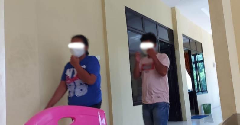 Ditinggal Ayah Melaut, Ibu di Bitung Ajak Anaknya Berhubungan Intim