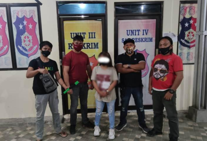 Polisi Tangkap Perempuan Muda yang Tikam Pelajar di Manado