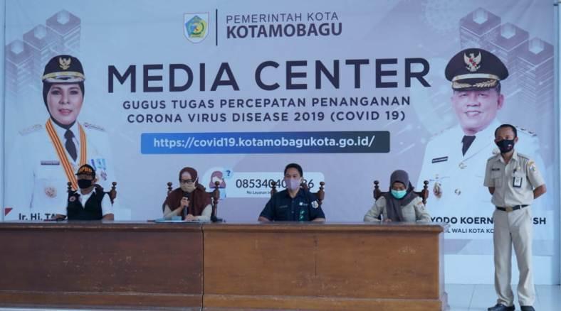 Kasus Positif Covid-19 di Kotamobagu Bertambah 1, Kontak Erat Pasien yang Meninggal