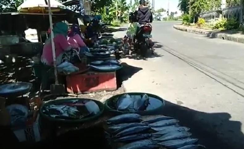 Sepekan Tak Melaut karena Cuaca Buruk, Nelayan di Bali Kini Panen Tongkol