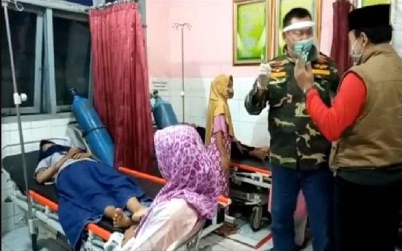 Kemensos Pastikan Warga Keracunan di Pemalang Bukan dari Bantuan PKH