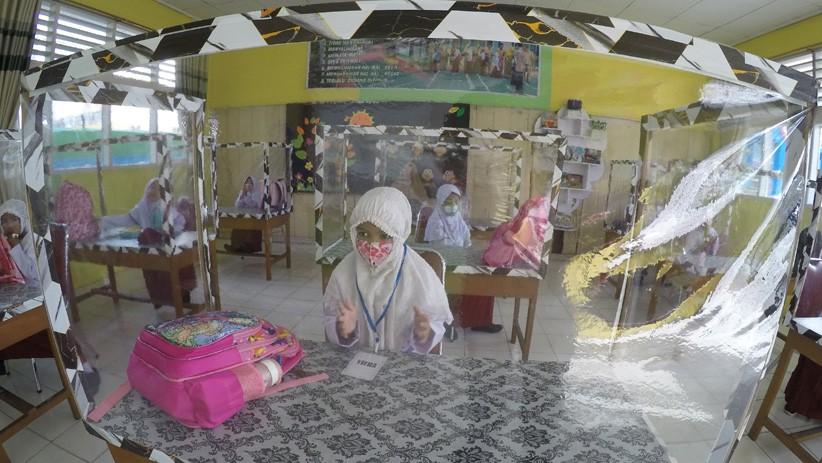 Skenario Ganjar Jika Sekolah Tatap Muka Diterapkan