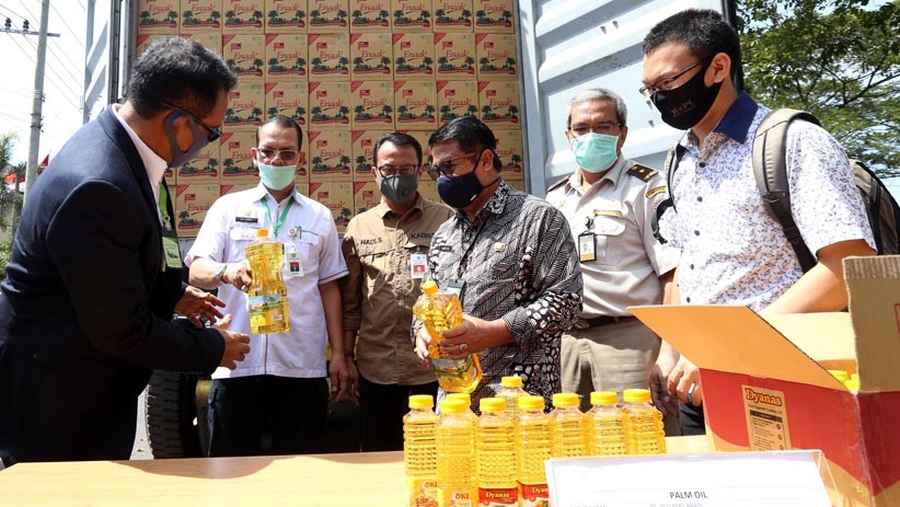 Kementerian Pertanian Lepas Ekspor 10 Komoditas Pertanian Jawa Timur