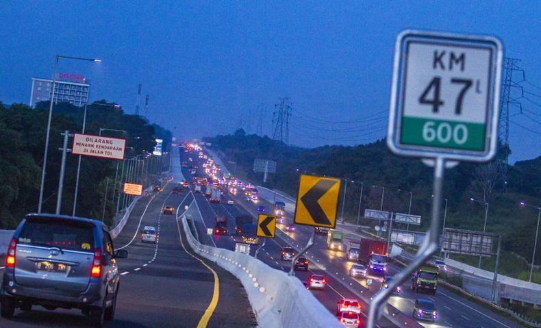 Kurangi Mobilitas Warga Terkait Libur Idul Adha, Tol Layang Elevated MBZ Jakarta-Cikampek Ditutup Selama Sepekan
