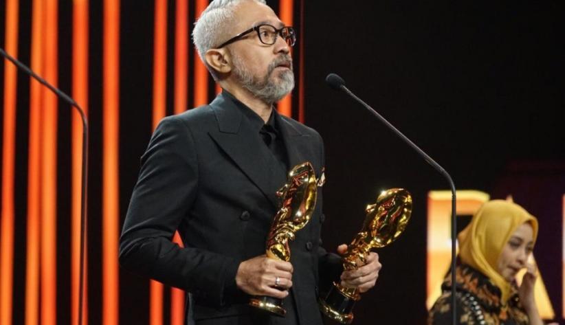 Lukman Sardi Dapat Penghargaan IMA Awards 2020, Bicara tentang Kekerasan Seksual