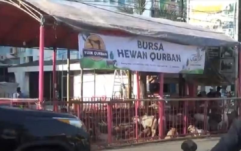 Pedagang di Bekasi Gratiskan Hewan Kurban bagi Penghafal Alquran