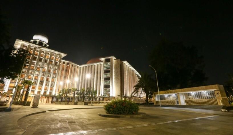 Begini Penampakan Masjid Istiqlal usai Bersolek dengan Biaya Rp475 Miliar