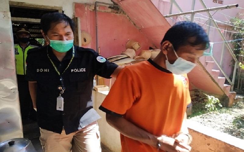 Pelaku Produksi Obat Berbahaya Juga Racik Pil Trihexyphenidyl di Cimahi