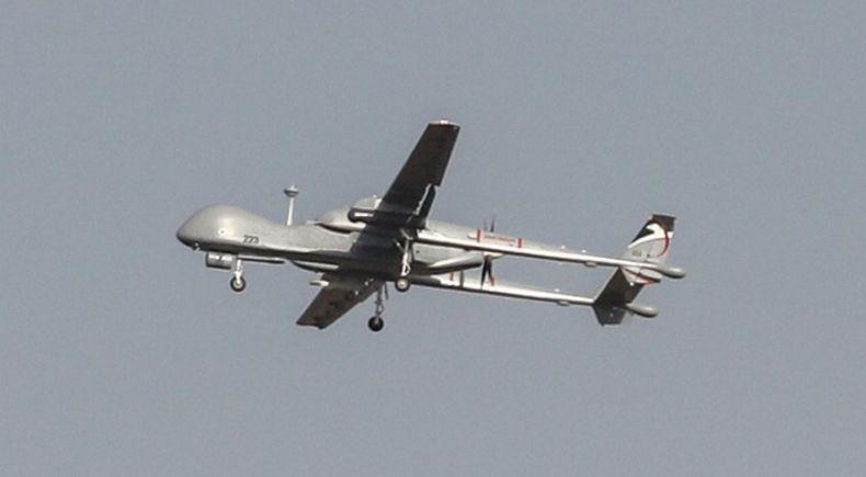 Drone Militer Israel Meledak di Langit Lebanon