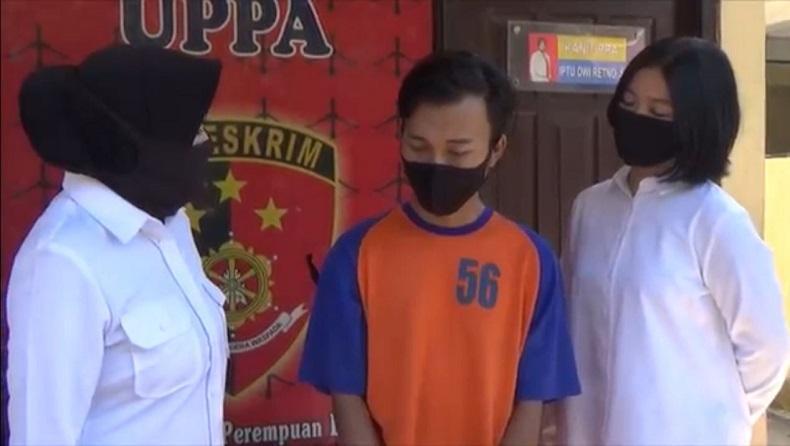 Jual Teman Perempuan kepada Pria Hidung Belang, Buruh Pabrik Gula di Jombang Ditangkap