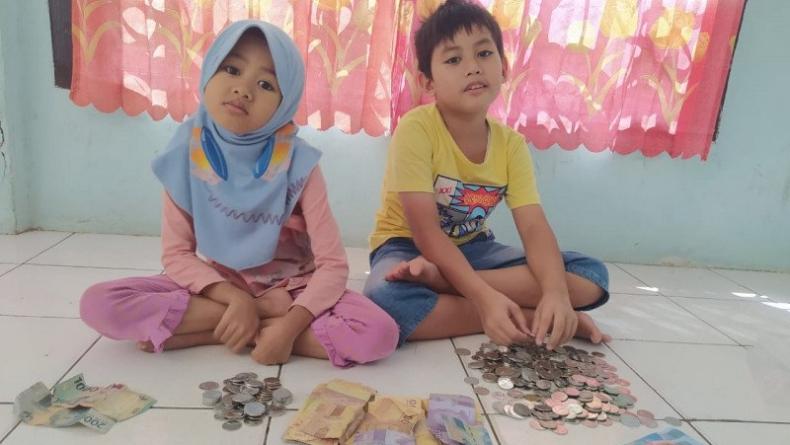 Cerita Bocah SD di Palembang Setiap Hari Nabung Rp1.000 untuk Beli Hewan Kurban
