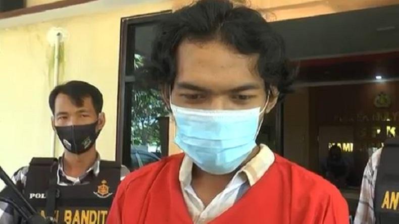 Dendam Kerap Dimarahi dan Diancam Tak Digaji, Pemuda di Surabaya Aniaya Majikan