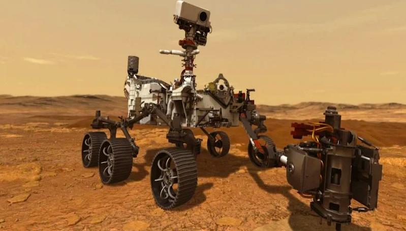 NASA Akan Kembalikan Batu ke Permukaan Mars Usai 1.000 Tahun Tiba di Bumi