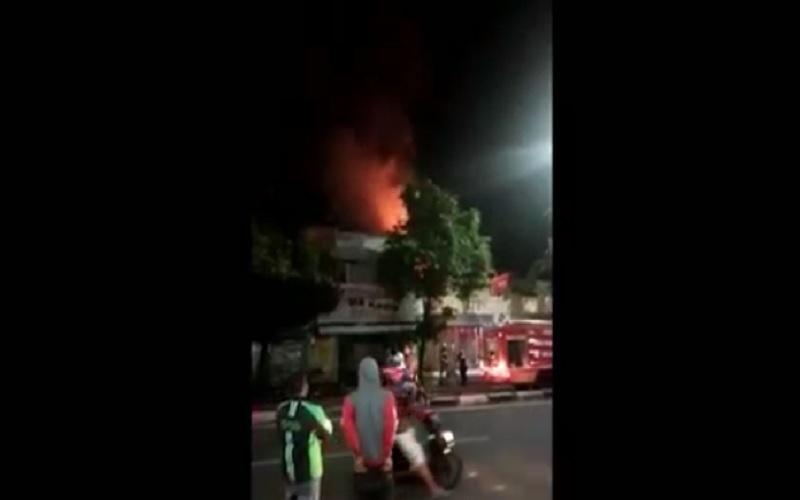 Sekeluarga di Pekalongan Terjebak Kebakaran, 1 Orang Tewas