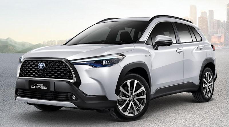 Toyota Pastikan Corolla Cross Mengaspal di Indonesia
