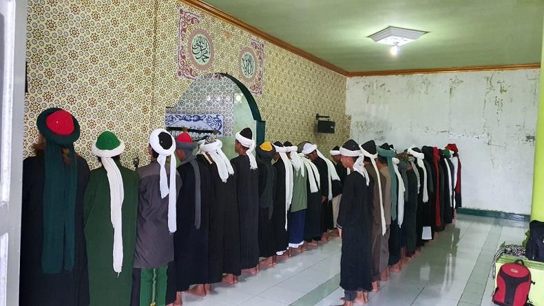 Jemaah Latiful Akbar di Bone Salat Idul Adha Hari Ini