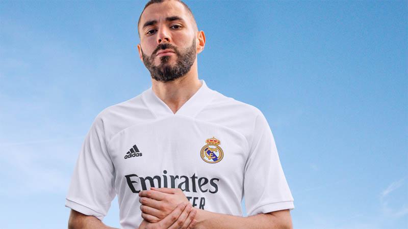 Real Madrid Perkenalkan Jersey Baru, Perpaduan Putih dan Pink