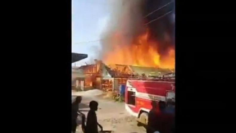 Rumah dan Musala di Seruyan Terbakar, 1 Warga Tewas Tersetrum saat Padamkan Api