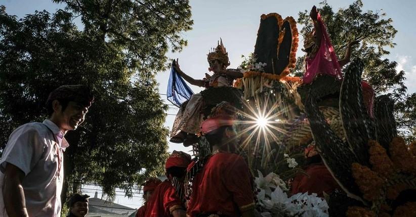 Di Tengah Pandemi, Bali Jadi Destinasi Wisata Terbaik Dunia Pilihan Wisatawan