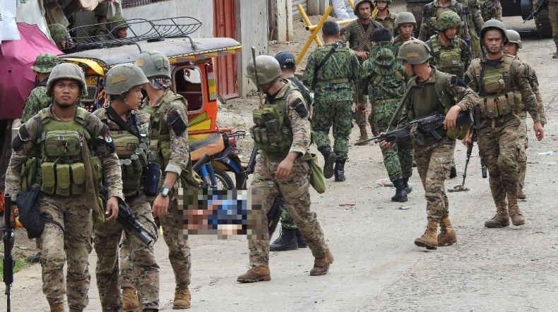 3 Tentara Filipina dan 6 Anggota Kelompok Abu Sayyaf Tewas dalam Baku Tembak