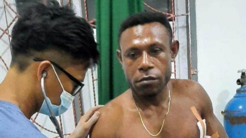 Diduga Gagal Tes CPNS, Pemuda di Papua Serang Polisi Pakai Panah