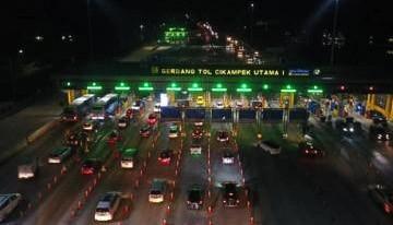 Mudik Idul Adha, Pengguna Jalan Tol Jakarta-Cikampek Naik 48 Persen
