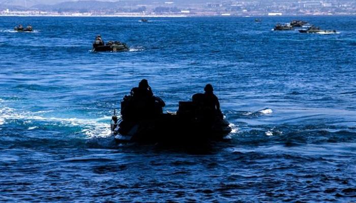 AS Hentikan Pencarian 7 Marinir yang Tenggelam bersama Kendaraan Amfibi di Laut