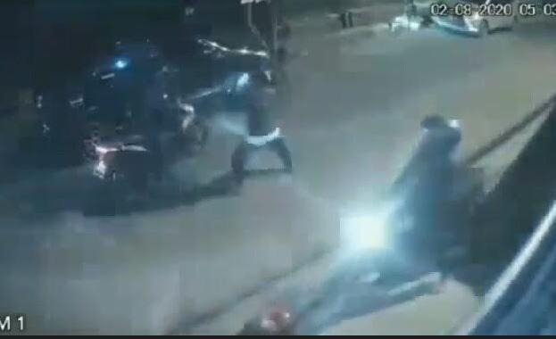 Pelaku Bawa Sajam saat Begal Warga di Cimahi, Motor Dibawa Kabur