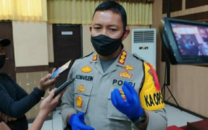 Polisi Kejar Pasien Covid-19 yang Kabur di Pontianak