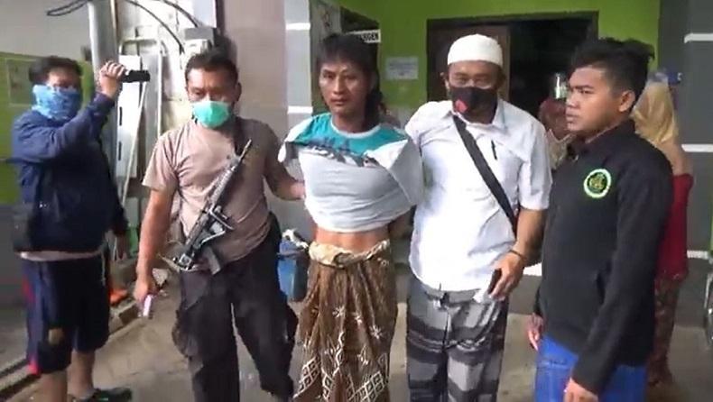 Baru Masuk Toko Kelontong, Maling di Probolinggo Babak Belur Dihajar Massa