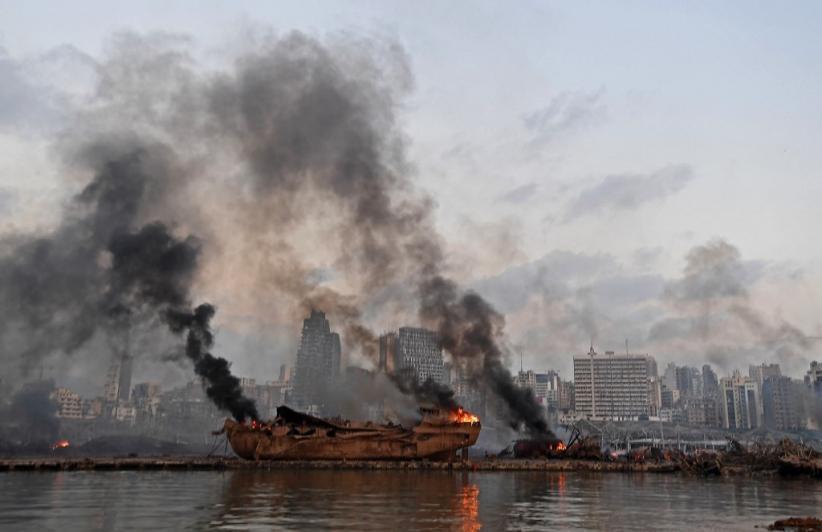 Ledakan Beirut, Bantuan Israel, dan Luka Sejarah di Hati Rakyat Lebanon