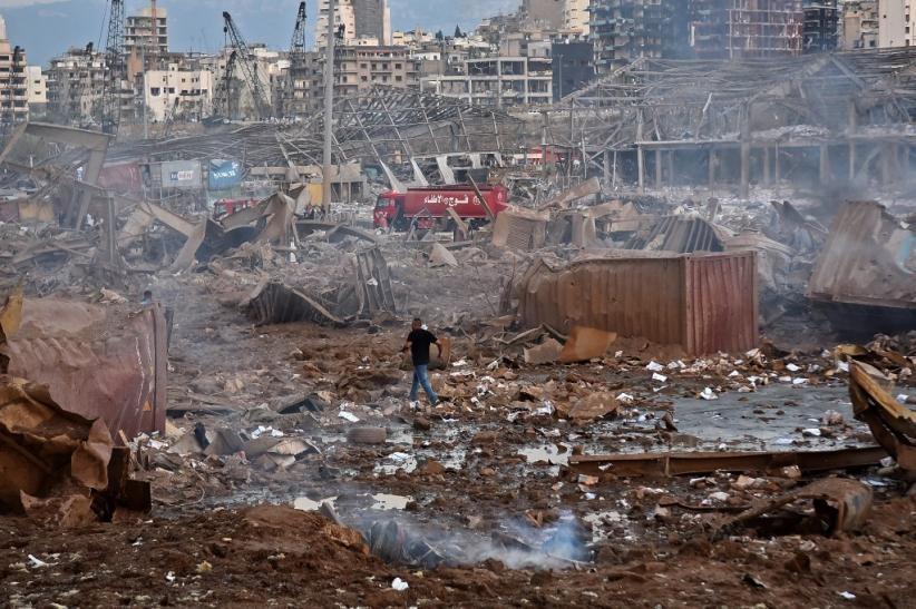 Menlu: WNI Korban Ledakan di Beirut dalam Kondisi Stabil