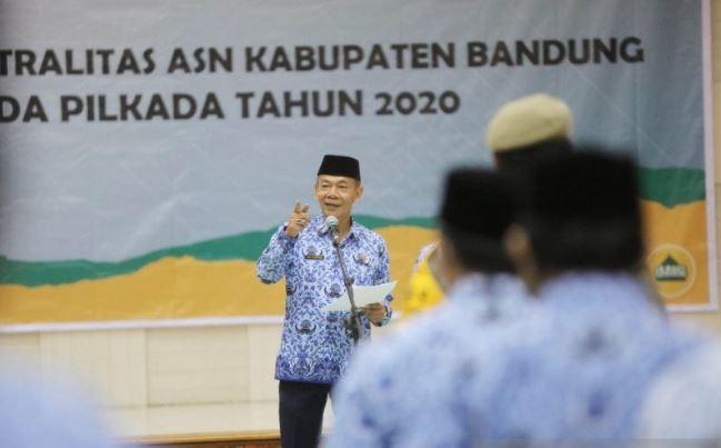 Kabar Duka, Sekda Kabupaten Bandung Teddy Kusdiana Meninggal