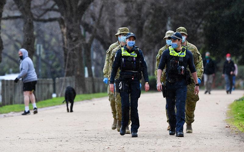 Australia Catat Angka Kematian Terburuk selama Pandemi Covid-19