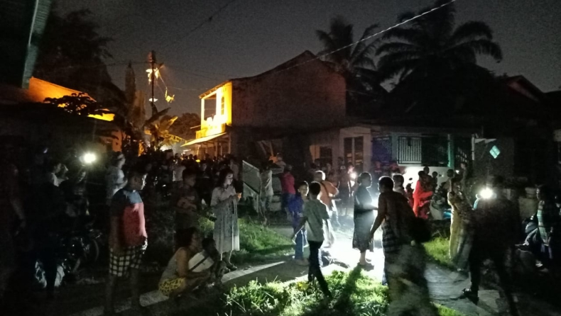10 Rumah Semi Permanen di Ilir Barat Hangus Terbakar