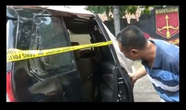 Perampok yang Baku Tembak dengan Polisi di Purwakarta Ternyata Pakai Mobil Rental